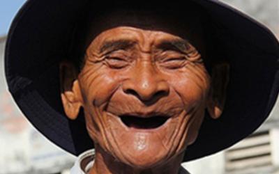Lachen tot je buikpijn hebt